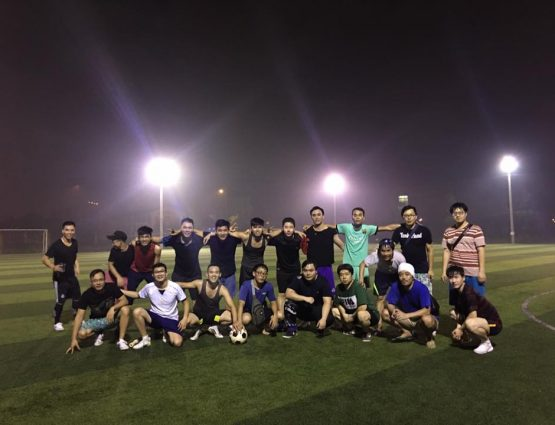 Gia Bao Soccer Team