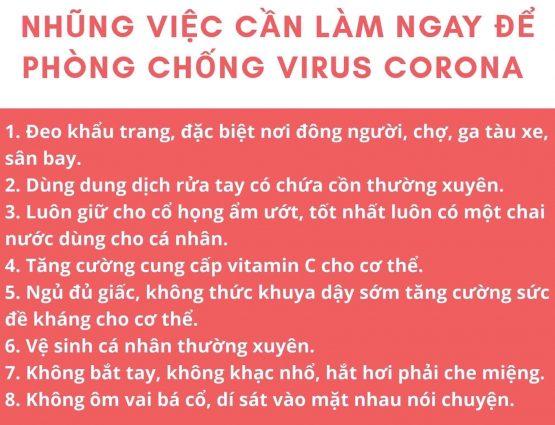 🆘🆘🆘DỊCH VIÊM ĐƯỜNG HÔ HẤP CẤP – VIRUS CORONA (nCoV)